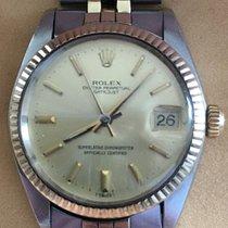Rolex Datejust men's timepiece, steel/gold
