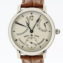 Maurice Lacroix Masterpiece Retrograde Ref. 7068 from 2007 Box...