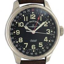 Zeno-Watch Basel Pointer Date Automatik 47mm Neu