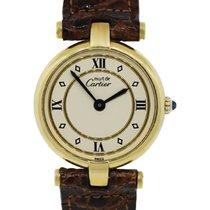 Cartier Must De Cartier Classic Roman Dial Ladies Watch