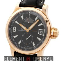Jaeger-LeCoultre Master Compressor Dualmatic GMT 18k Rose Gold