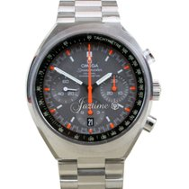 Omega 327.10.43.50.06.001 Speedmaster Mark II Co-Axial...