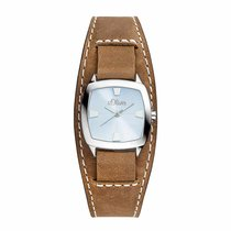 S.Oliver Damen-Armbanduhr SO-2971-LQ
