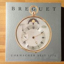 Breguet Uhrmacher seit 1775