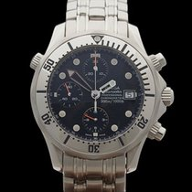 Omega Seamaster Chronograph Stainless Steel Gents 2598.20.00