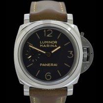 Panerai Luminor 1950 Marina -3 Days- PAM00422 - Box/Papiere -...