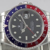 Rolex GMT Pepsi Faded Série F 16710T