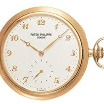 Patek Philippe 980J-011 Lepine Pocket Watch 48mm Ivory Arabic...