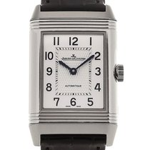 Jaeger-LeCoultre Reverso 40 Automatic Silver Dial