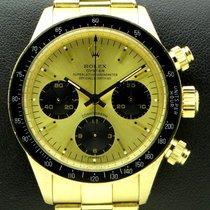 Rolex Daytona Vintage, ref.6263, 18kt yellow gold, Service Rolex