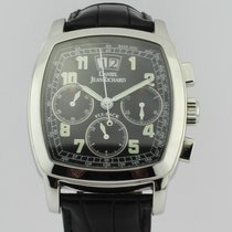JeanRichard Daniel Chronograph TV Screen Steel 51016
