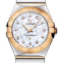 Omega Constellation Polished 24mm 123.20.24.60.55.004