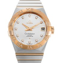 Omega Watch Constellation Chronometer 123.25.38.21.52.003