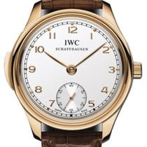 IWC Schaffhausen IW544907 Portugieser Minute Repeater Silver...