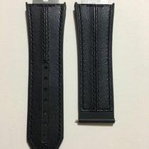 Hublot Ferrari Black Leather Strap