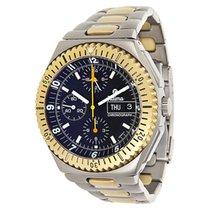 Tutima Military Chronograph 738 Men's Watch in Titanium/18...