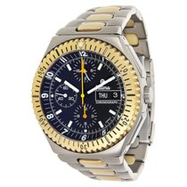 Tutima Military Chronograph 738 Men's Watch in Titanium/18...