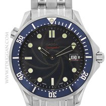 Omega stainless steel Limited Edition James Bond 007 Seamaster