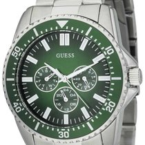 Guess Focus Quarz Day-Date W10245G3
