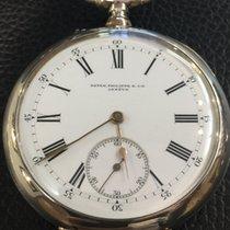 Patek Philippe Pocket model Gondolo in Silver