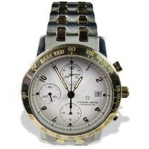 Eterna Kontiki mens automatic stopwatch, chronometer