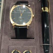 Chaumet Dandy 18K Rose Gold,Cufflinks, Pen