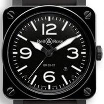 Bell & Ross Aviation BR03 Black Ceramic