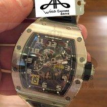 Richard Mille RM30 white Gold