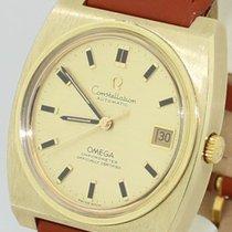 Omega Constellation Date Automatic Goldhaube von 1964 Box und...