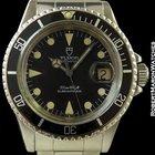 Tudor 7021 Submariner Steel Black Dial