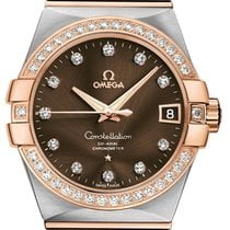 Omega Constellation Co-Axial Automatic 38mm 123.25.38.21.63.001