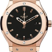 Hublot Classic Fusion Automatic Gold 45mm 511.ox.1180.rx