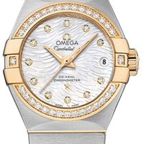 Omega Constellation Co-Axial Automatic 27mm 123.25.27.20.55.007