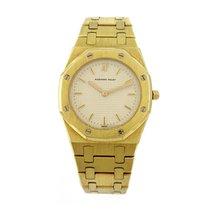 Audemars Piguet ROYAL OAK  Ladies 18k Yellow Gold 33mm