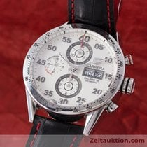 TAG Heuer Carrera Calibre 16 Day Date Chronograph Herrenuhr...