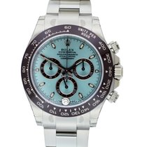 Rolex 116506 Daytona Cosmograph Ice Blue Dial 50th Anniversary