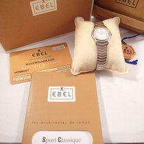 Ebel Sport Classique BOX + PAPERS 1157111 VTGwatch  1999