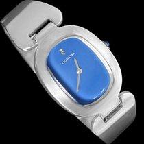 "Corum ""Love Bond"" Ladies Vintage Bangle Bracelet Watch..."