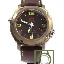 Anonimo Marlin Bronze Brown dial NEW