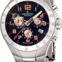 Candino Casual Street Rider C4430/4 Damenchronograph Sehr...