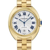 Cartier WGCL0003 Cle de Cartier in Yellow Gold - on Yellow...