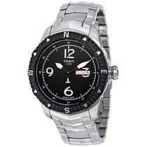 Tissot T-Navigator Automatic Black Dial Mens Watch T0624301105700