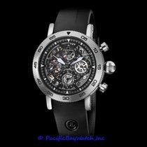 Chronoswiss Timemaster Chronograph Skeleton CH9043S-BK