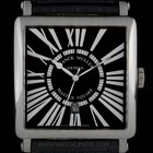 Franck Muller 18k W/G Master Square Gents Wristwatch B&P...
