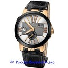 Ulysse Nardin Executive Dual Time 246-00/421