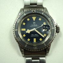Tudor Submariner 9411/0 snow flake blue dial dates 1976