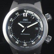 IWC Aquatimer Steel Automatic Full Set