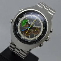 Omega Flightmaster Chronograph 145.013 Tropical Dial