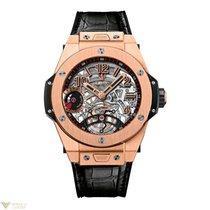 Hublot Big Bang 45 мм Tourbillion 18K King Gold Men's Watch