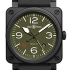 Bell & Ross Aviation Ceramic BR03-92MILITARYTYPE